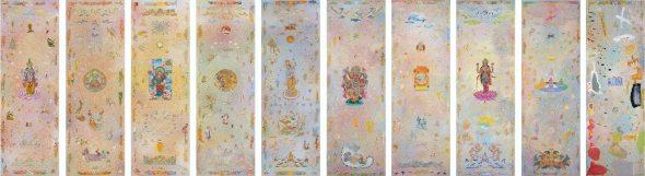 팀 존슨_Indivisible Painting_2012