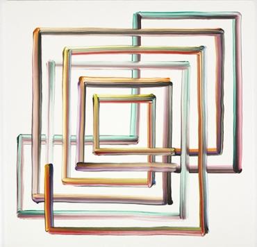Bernard Frize | Selected Works