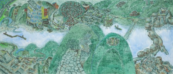 Min Joung-Ki | Selected Works