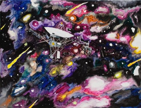 이세준 바이바이 보이저 oil on canvas 53.x45.5cm  2013.jpg