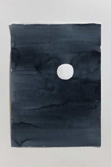 양희아_눈의 밤_water color on paper_76 x 56 cm_2014-min