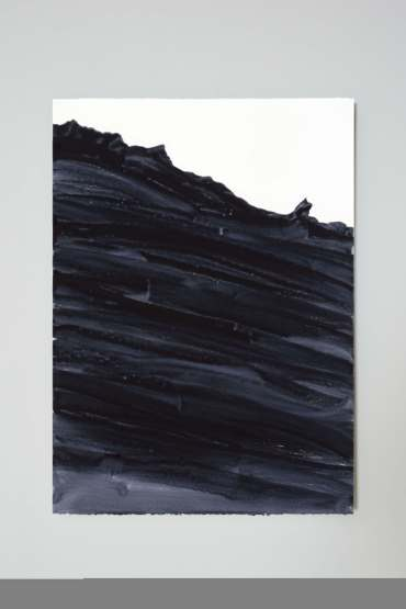 양희아_어둠의 숲, C풍경_water color on paper_76 x 56 cm_2014