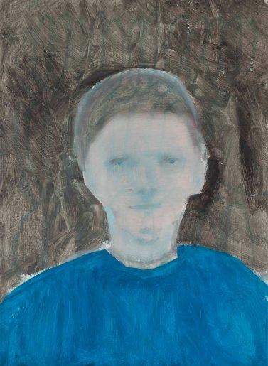 채온_의사 oil on canvas 45.5x33