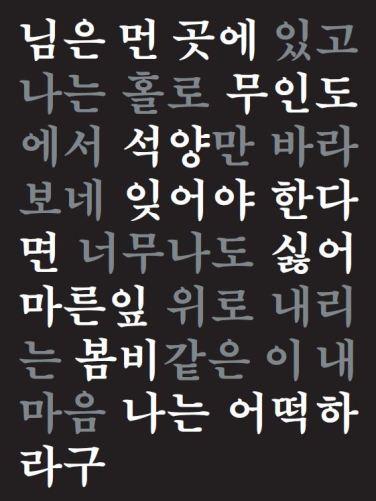 최대진_김추자메들리_2015,2016_digital print