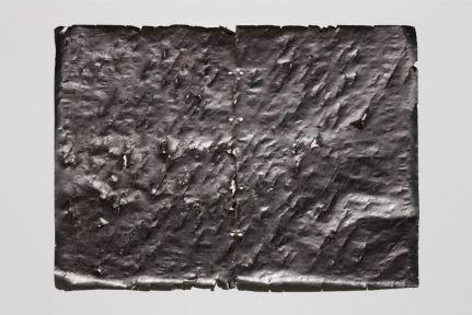 최병소_Untitled(1973708)_2014_nespaper,ballpoint pen, pencil