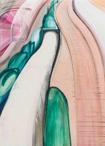 김세은_Compact of movement_2015_Water mixed oil on canvas_170 x 122 cm