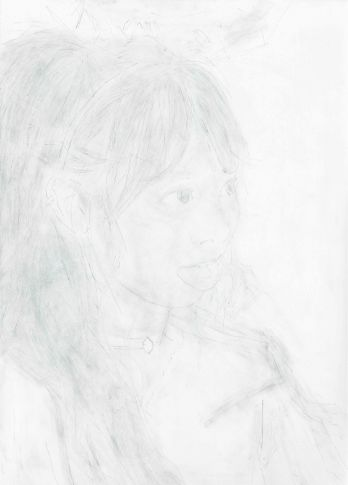강정석_옆모습 Profile_2017_Pencil on paper_41 x 29.3 cm.jpg