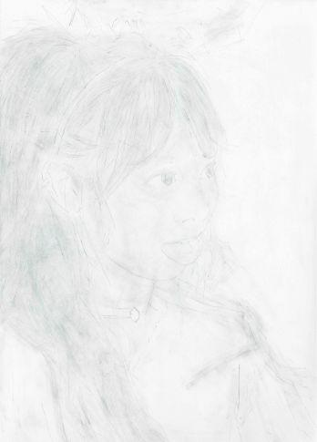 강정석_옆모습 Profile_2017_Pencil on paper_41 x 29.3 cm.jpg