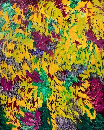 1-(2)_김미영_Sunlight House_2016_227.3x181.8cm_oil on canvas