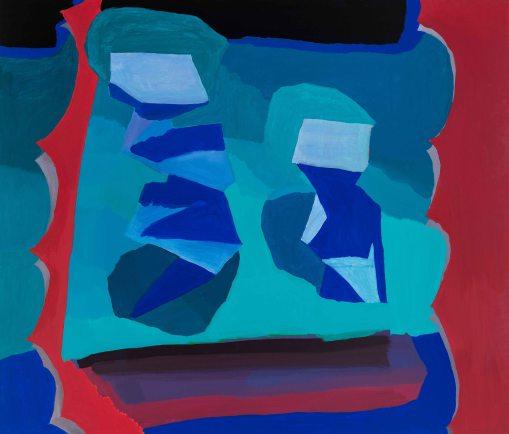 1_배헤윰_The Siamese's Advent_2018_acrylic on canvas_193.9x227.3cm.jpg