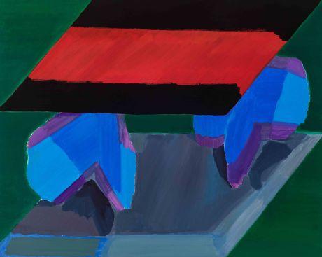 2_배헤윰_Butterfly Foldout_2018_acrylic on canvas_130.3x162.2cm.jpg
