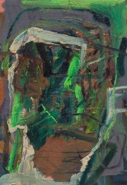 4_구지윤_무표정 An Expressionless Face_2018_oil and acrylic on canvas_22.7x15.8cm.jpg